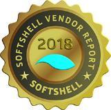 2018 Softshell Vendorf Award Gold