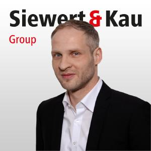 Michael Pittner, Purchase Manager bei Siewert & Kau