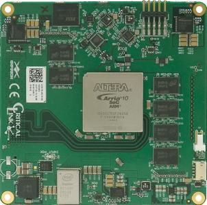 MitySOM-A10S System-on-Module