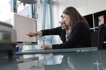 Die Experten der Hohenstein Institute in Bönnigheim optimieren den Schnitt und die Passform textiler Produkte © Hohenstein Institute