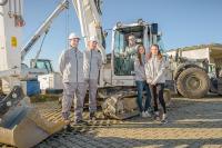 Auszeichnung: Hentschke Bau bietet Top-Karrierechancen