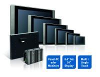 SpectraPowerTwin Panel PC Monitor Serie
