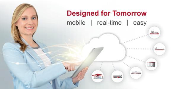 """""""Designed for Tomorrow"""": Auf der StocExpo 2016 präsentiert Implico die neuesten Innovationen für das Downstream-Geschäft © Implico"""
