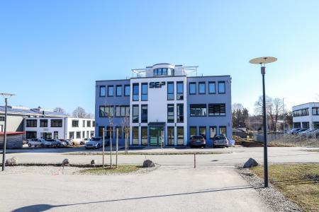 Firmensitz der SEP AG in Holzkirchen bei München - Die SNAP Partner Days 2020 finden diesmal am 16. und 17. September online statt / Bild: SEP AG