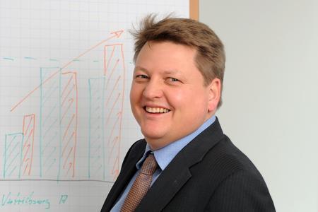 Frank Zühlke, Manager, affinis consulting. Foto: affinis