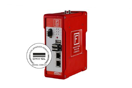 ADS-TEC Firewall jetzt auch mit DNV GL-Zertifizierung