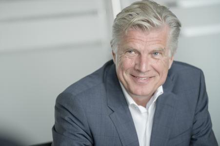 Geschäftsführer Roland Buchmann
