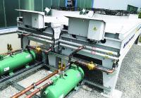 Dank EC-Ventilatoren sind die Kondensatoren besonders leise und effizient
