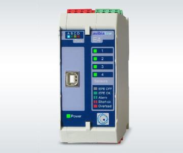 AvibiaLine - modulare Maschinenüberwachung und Wälzlagerdiagnose in einem Gerät