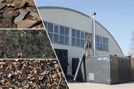 Innovative Biomassenutzung in der Quartier- und Nahwärmeversorgung