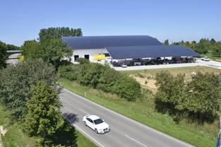 Galaxy Energy GmbH mit Eisspeicher auf der schwäbischen Alb, Quelle: BWP e.V