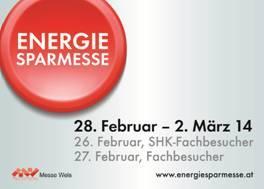 Energiesparmesse 2014 - Die Nummer 1 für Bauen, Energie, Sanitär