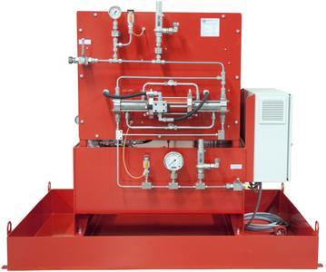 Maximator Hydraulische Verdichterstation für Wasserstoff WEB 300