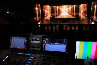 HARMAN's Martin M6 Lighting Console Brightens Hong Kong's China Day Celebration