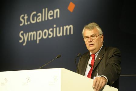 Dr. Wulf H. Bernotat, Vorstandsvorsitzender von E.ON