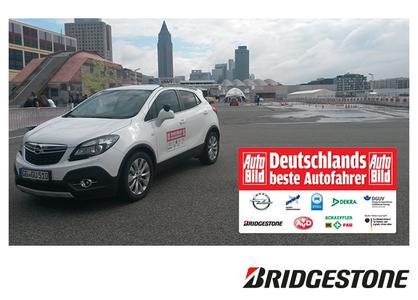 Bridgestone sucht Deutschlands beste Autofahrer