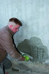 Betofix R4 SR schützt den Beton in ausgesprochen belasteten Bereichen (Bildquelle: Remmers, Löningen)