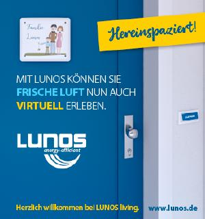 Hereinspaziert in LUNOS living