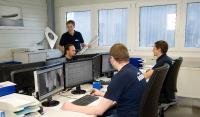 VERICUT ist ein fester Bestandteil in der Programmier Abteilung bei Leuka