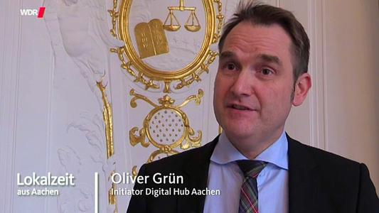 BITMi Präsident Dr. Oliver Grün im WDR Interview