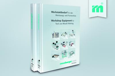 NEW at Meusburger: the catalogue Workshop Equipment
