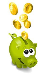 Sparen lohnt sich wieder Foto: guukaa/Fotolia.com