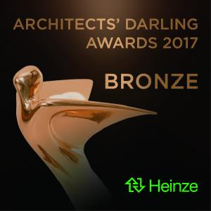 Signet Architects' Darling® Award 2017 Bronze