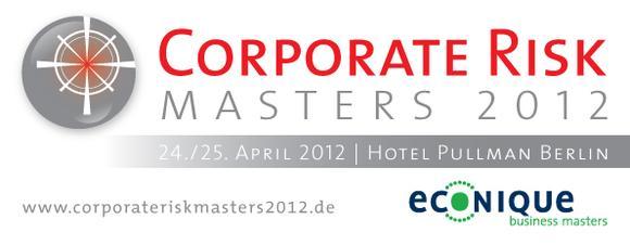 Corporate Risk Masters 2012
