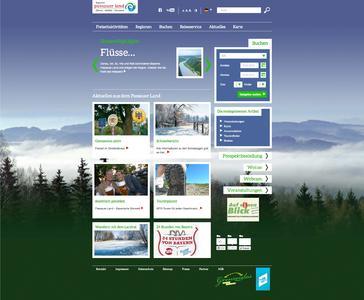 Die Agentur achtQuark aus München hat die neue Internetseite www.passauer-land.de gestaltet und umgesetzt. Das mehrsprachige Portal entspricht den neuesten Anforderungen und unterstreicht die Identität der Grenzregion Passauer Land optimal.