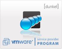Dunkel VMware Hosting Services
