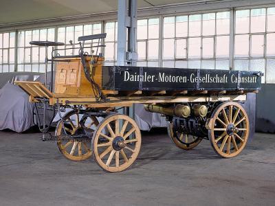 Daimler erster LKW