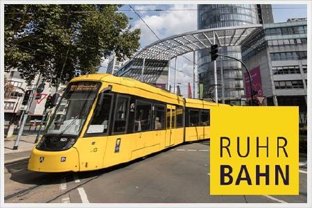 Ruhrbahn Stadtansicht
