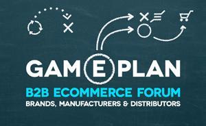 Game Plan B2B E-Commerce Forum, October 28-29 in Berlin
