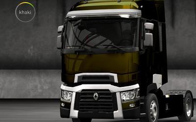 Die neuen Baureihen von Renault Trucks erhielten von der Designabteilung einen unverwechselbaren Charakter