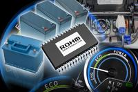 ROHM Announces the Industry's First* Monolithic EDLC Cell Balancing IC
