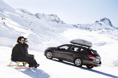 Gut vorbereitet in den Winter mit den Wintertipps von Chevrolet