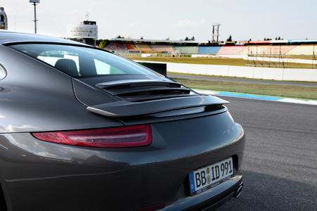 TECHART rear spoiler I for the Porsche 911