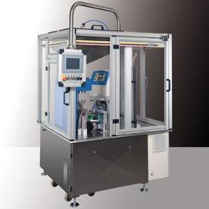 """Automations- Beispiel mit """"Speed 40-2"""" Tampondruckmaschine"""