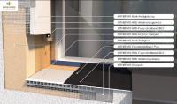 Neues INTHERMO-Video auf Youtube: Der Fokus der detailreichen Animationen liegt auf dem Fensterausschnitt inklusive Unterfensterbank und Laibung ... (Bild: INTHERMO GmbH, Ober-Ramstadt; www.inthermo.de)