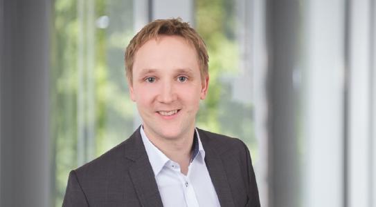"""Henning Meurer, Business Development Manager und Gesellschafter der ERC Additiv GmbH: """"Mit der GUS-OS Suite verfügen wir nun über eine solide Basis für die weitere Digitalisierung unseres Geschäfts."""""""