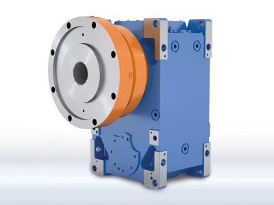 Perfekt für die Kunststoffindustrie: Antriebe in Extruderausführung für höchste Axialkräfte von NORD DRIVESYSTEMS