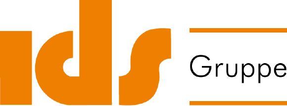 Das Logo der IDS-Gruppe