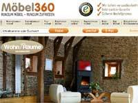 www.moebel360.de geht Trusted Shops zertifiziert an den Start