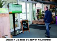 Standort Digitales StadtTV