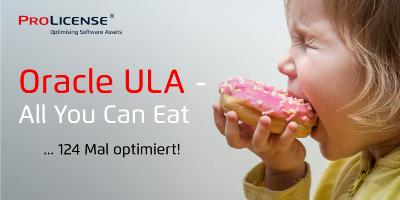 Oracle ULA - All you can eat!