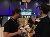 aConTech stellt auf der Microsoft Business Summit 2019 sein Produkt Iliaas vor