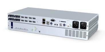 KVM-Extender DP1.2-VisionXG-MC4 für perfekte Videoübertragung, Pixel für Pixel, für 4K und 8K bei 60 Hz