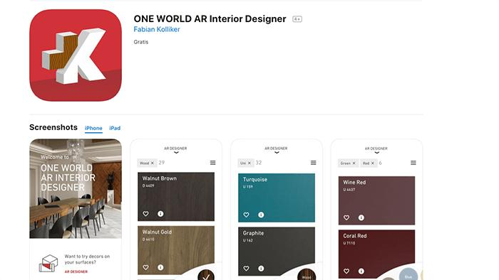 Custom Interior Design Made Easy Thanks To One World Ar Interior Designers Foryouandyourcustomers Gmbh Pressemitteilung Pressebox