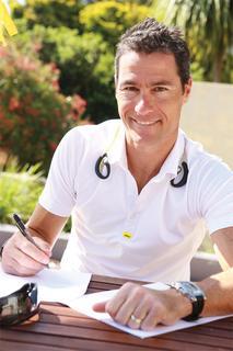 Triathlon-Weltmeister Craig Alexander trainiert ab sofort mit strapazierfähigen Jabra-Headsets