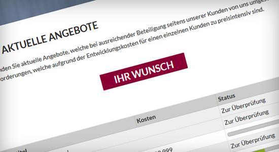 mention Wunschliste